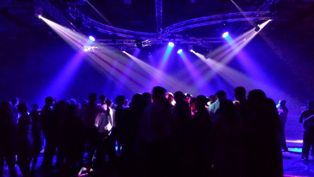 Halifax video dance DJ and AV services