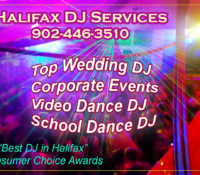 Award Winning Wedding DJ Services in Halifax